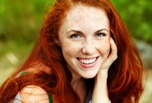 Redheads: October's favorite colour