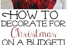 Best Holiday Tips! / Here are some helpful tips to make the holidays a bit less stressful!