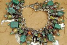 Jewelry - Bracelets - lots of charms / by Stephanie Black