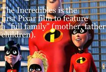 The Incredibles / Because they're my favorite / by Tonya