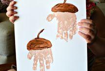 рисуем ладошками