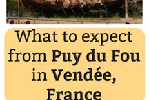 Puy du Fou, France -  Planning tips and ideas for what to see and do / Puy du Fou, France -  Planning tips and ideas for what to see and do including hotels and cinescinie
