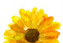 Art-Watercolors / by Stacey Fox Kingston