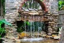 Záhradné vodopády