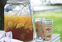 Ice tea drinks