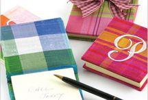 Plaids / Plaid fabrics