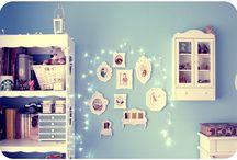 Inspiração de decoraçao de quarto