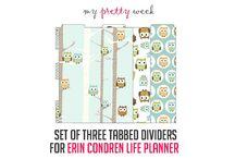 Erin Condern / Planner