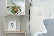 WOHNEN: SCHLAFZIMMER / Auf dieser Pinnwand finden sich viele Inspirationen und Ideen zum Thema Schlafzimmer. Das Sammelsurium an Beispiel Schlafzimmern dient als gute Ideenquelle.