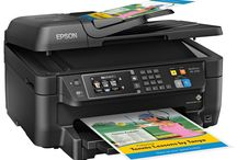 Epson WF 2760 All in One