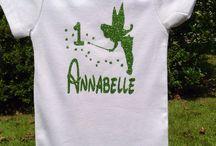 TINKERBELL / Antonia'S 3TH birthday