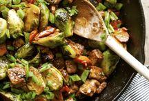 Vegetarian Dinners / Healthy Vegetarian dinner ideas