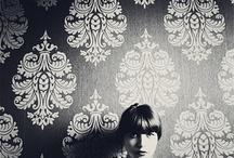 Wallpaper Portraits / by Michelle Huggleston