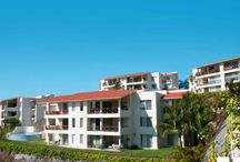 #Huatulco #seafront #apartments / This 9 unit building is the premier property and final phase of Cruz del Mar.   3 bedroom units Star gazers terraces with Jacuzzi Beach access Gated with 24 hour security Owner parking Beach acces