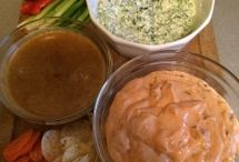 Sides, Condiment, And Dip Recipes