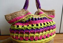 Borse crochet e maglia