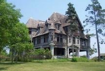 Arkitektur / Forlatte hus