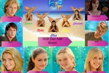 mako mermaids/H2o: Just Add Water