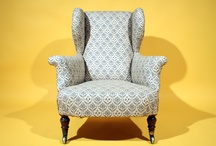The excellence of howard & sons / Howard Armchair Howard & Sons  Chair Antiques Howard