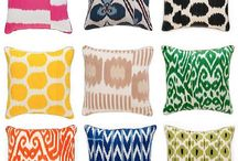 Pillows / by Madeline Weinrib