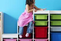 Lumea mare a celor mici / O lume plină de culoare, zâmbete şi jocuri - e lumea copiilor, o lume de poveste.  / by IKEA Romania