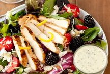 Salads, soups and sandwiches - oh my!
