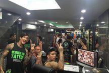 Bloodline tattoo phuket  studio Phuket / Bloodline tattoo phuket