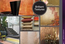 Versatile Surfaces / Are you a fan of contemporary living?Create your own contemporary living spaces with subtle yet dramatic surfaces in a fusion of rich textures and patterns.
