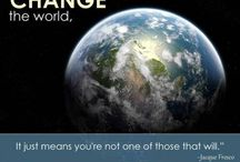 Global Solutions / Building a sustainable, resourceful, ethical, and environmentally sound world