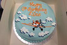 Birthday party ideas / Aeroplane theme