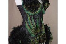 burlesque corsets