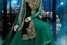 Anarkali designer suits n dresses for my shop
