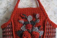 crochet bags  / by Rajeswari Sekar S
