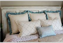 Bedrooms / by Tammy Barnes