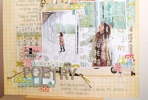Art Journaling and Paper Crafts / by Anne Johnson