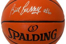 Basketballs / NBA and NCAA Basketball sports memorabilia