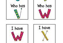 Kindergarten - classroom games