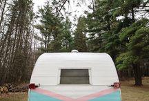 The Lil Hotdish Vintage Camper