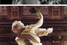 sculture marmo