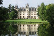 les merveilleux châteaux