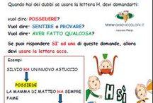 italiano scuola primaria