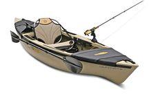 fishing and photography kayaks