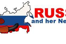 CESTOVÁNÍ Rusko