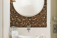 Banheiros / Bathrooms