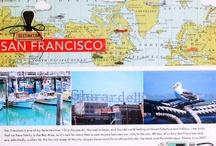 scrapbook layout travel
