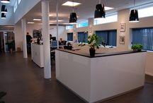 indretning/kontor / indretning af kontorer, kantiner m.v.