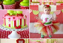 Annabelle's Strawberry Shortcake Party / by Mandy Fitzgerald