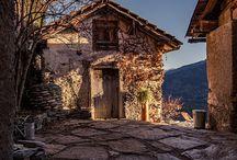 Ferienhäuser / Ferienhäuser in Europa mit schönem Desgign