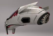 Sci fi transport