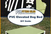 DIY PVC Projects for Pets